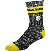 For Bare Feet Pittsburgh Steelers Alpine Socks
