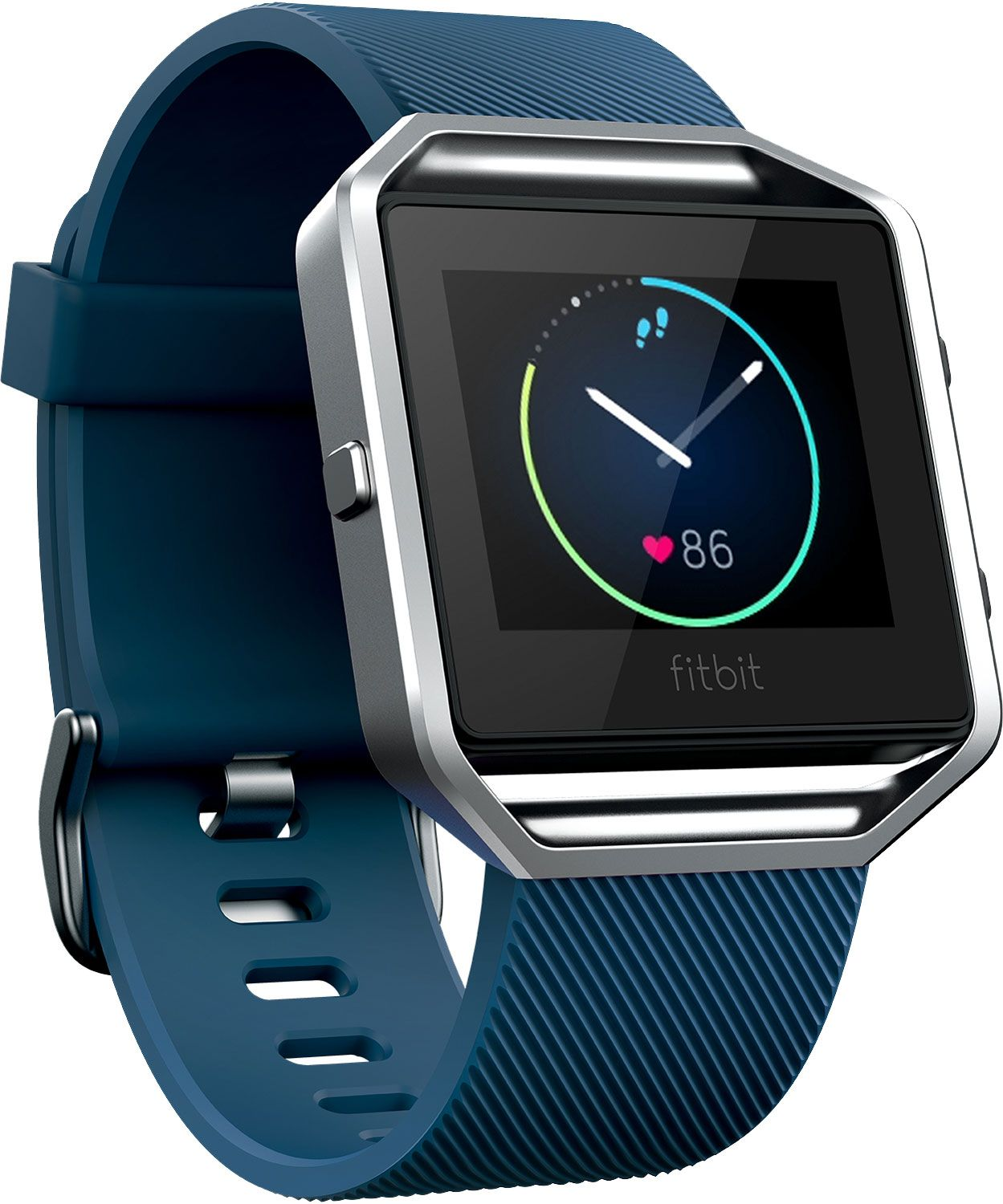 sport watches for electronics dick s sporting goods product image · fitbit blaze smart fitness watch blue plum black
