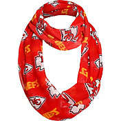Forever Collectibles Kansas City Chiefs 2016 Logo Infinity Scarf