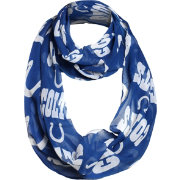 Forever Collectibles Indianapolis Colts 2016 Logo Infinity Scarf