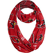 Forever Collectibles Arizona Cardinals 2016 Logo Infinity Scarf