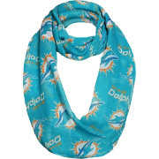 Forever Collectibles Miami Dolphins 2016 Logo Infinity Scarf