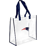 Forever Collectibles New England Patriots Clear Reusable Bag