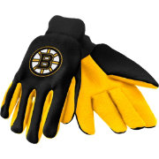 Forever Collectibles Adult Boston Bruins Work Gloves