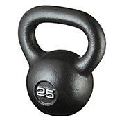 Fitness Gear 25 lb Hammertone Kettlebell