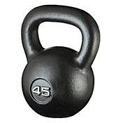 Fitness Gear 45 lb Hammertone Kettlebell