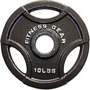 10% Off Fitness Gear Cast Plates & Dumbbells