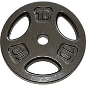 Fitness Gear 10 lb Standard Cast Plate