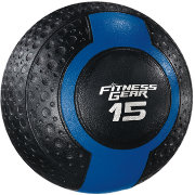 Fitness Gear 15 lb Medicine Ball