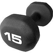 Fitness Gear 15 lb Neoprene Dumbbell