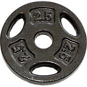 Fitness Gear 2.5 lb Standard Cast Plate