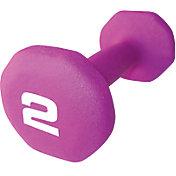 Fitness Gear 2 lb Neoprene Dumbbell