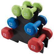 Fitness Gear 32 lb. Neoprene Dumbbell Kit