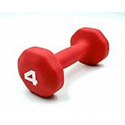 Fitness Gear 4 lb Neoprene Dumbbell