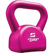 Fitness Gear 5 lb PVC Kettlebell