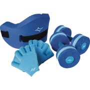 Fitness Gear Water Fitness Combo