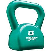 Fitness Gear 8 lb PVC Kettlebell