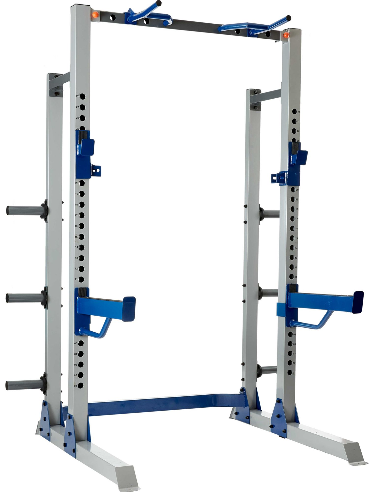 Fitness gear pro half rack review