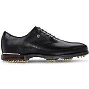 FootJoy Icon Black Saddle Golf Shoes