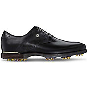 FootJoy Icon Black Saddle Golf Shoes