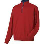 FootJoy Men's Half-Zip Golf Pullover