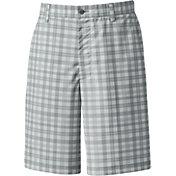 FootJoy Men's Tonal Plaid Golf Shorts