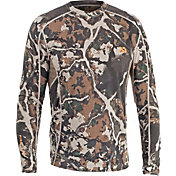 First Lite Men's Minaret Aerowool Crew Base Layer Shirt