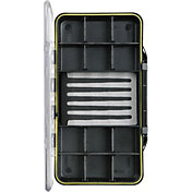Flambeau Large 12-Compartment Crystal Fly Box