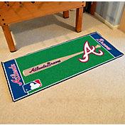Atlanta Braves Runner Floor Mat