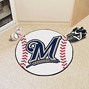 FANMATS Milwaukee Brewers Baseball Mat