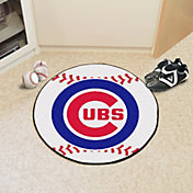 FANMATS Chicago Cubs Baseball Mat