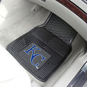 FANMATS Kansas City Royals Heavy Duty Vinyl Car Mats 2-Pack