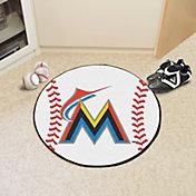 FANMATS Miami Marlins Baseball Mat