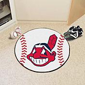 FANMATS Cleveland Indians Baseball Mat