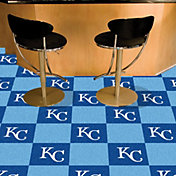 Kansas City Royals Team Carpet Tiles