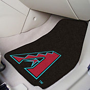 FANMATS Arizona Diamondbacks Printed Car Mats 2-Pack
