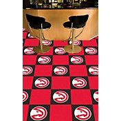 FANMATS Atlanta Hawks Carpet Tiles