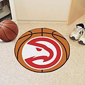 FANMATS Atlanta Hawks Basketball Mat