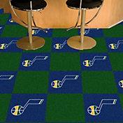 FANMATS Utah Jazz Carpet Tiles