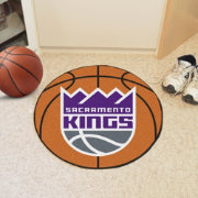 FANMATS Sacramento Kings Basketball Mat