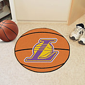 FANMATS Los Angeles Lakers Basketball Mat