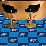 Oklahoma City Thunder Carpet Tiles