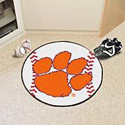FANMATS Clemson Tigers Baseball Mat