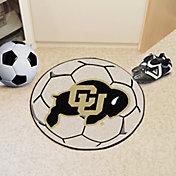FANMATS Colorado Buffaloes Soccer Ball Mat