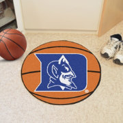 Duke Blue Devils Basketball Mat