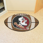 FANMATS Florida State Seminoles Football Mat