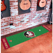 FANMATS Florida State Seminoles Putting Mat