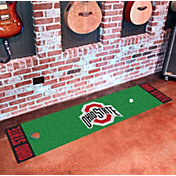 FANMATS Ohio State Buckeyes Putting Mat