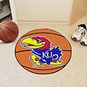 FANMATS Kansas Jayhawks Basketball Mat