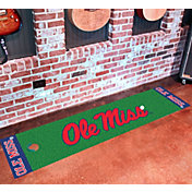 FANMATS Ole Miss Rebels Putting Mat
